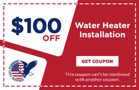Coupon for Screaming Eagle Plumbing | Water Heater Installation