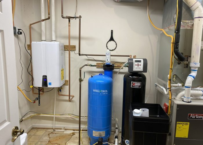 Water Filteration System | Screaming Eagle Plumbing